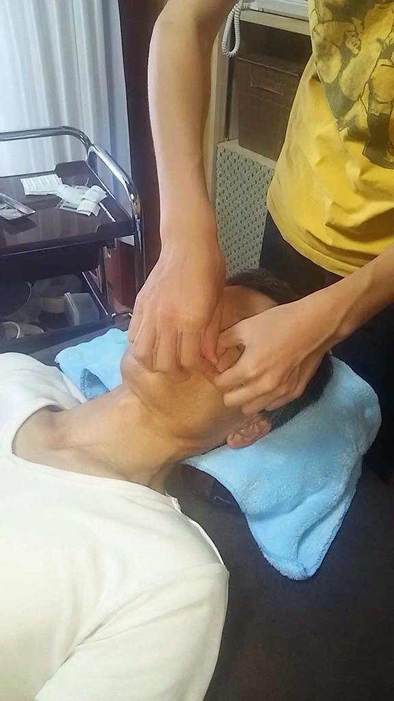 呉市広での美容鍼灸の勉強会の画像