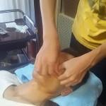 新広で美容鍼灸の勉強会