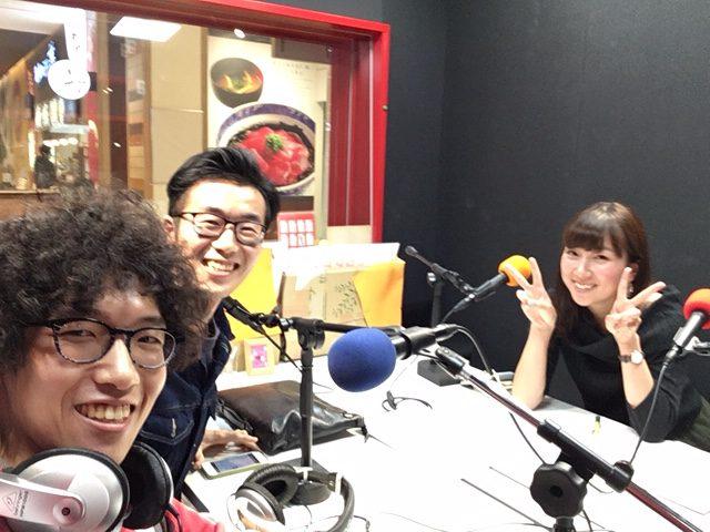 広島県呉市の鍼灸院・整体院【悠心堂】のラジオ収録