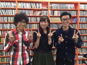広島県呉市の鍼灸院・整体院【悠心堂】のFMはつかいちスタジオ
