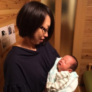 広島県呉市の鍼灸院・整体院【悠心堂】の出産報告